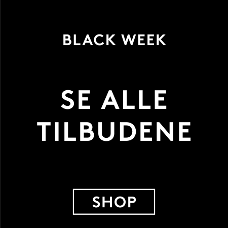Black Friday + Black Week tilbud