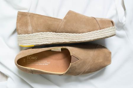 Toms sneakers for dame